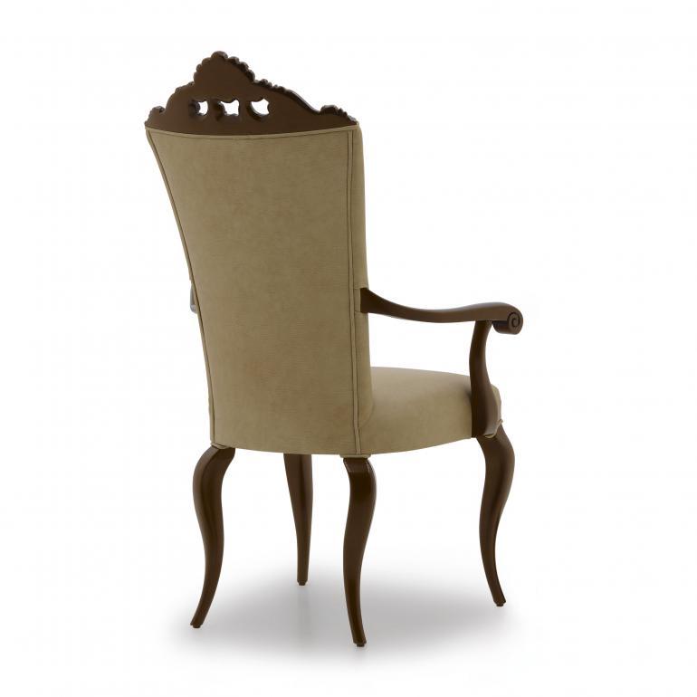 3 baroque style wood armchair antesia3