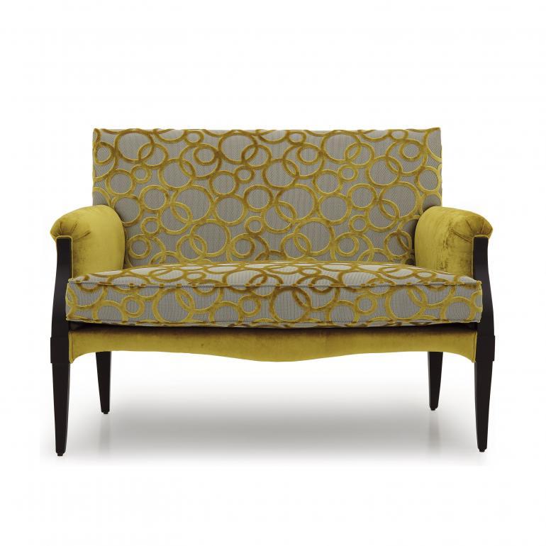 3 modern style wood sofa edea1