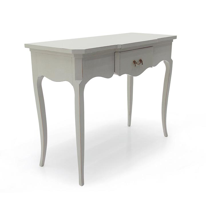 30 classic style wood console table odessa5