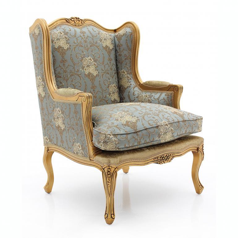 3018 classic style wood armchair enea6