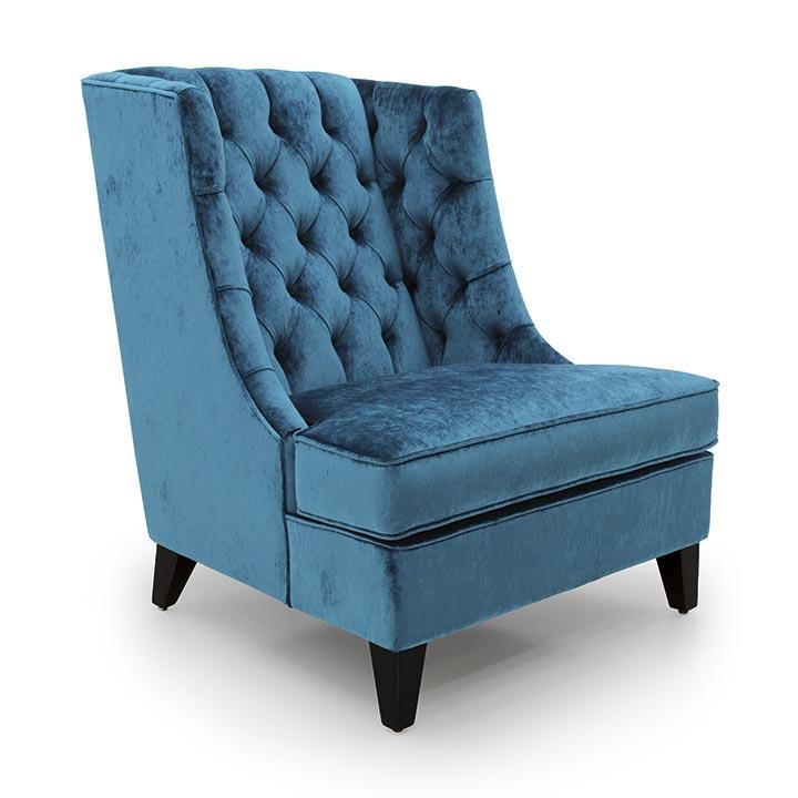 302 modern style wood armchair fortuna5