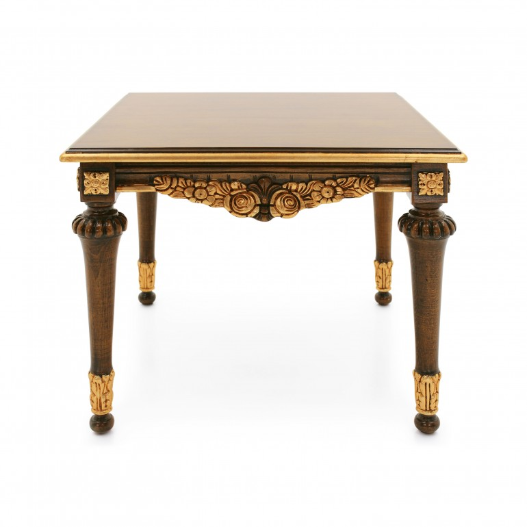 3083 classic style wood table giano