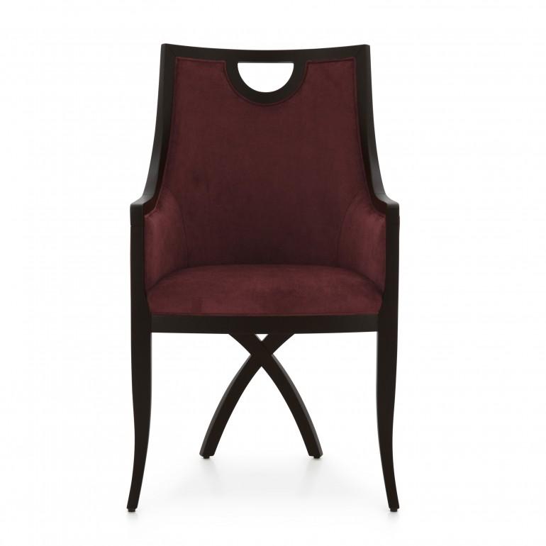 3206 classic style wood armchair kriz3