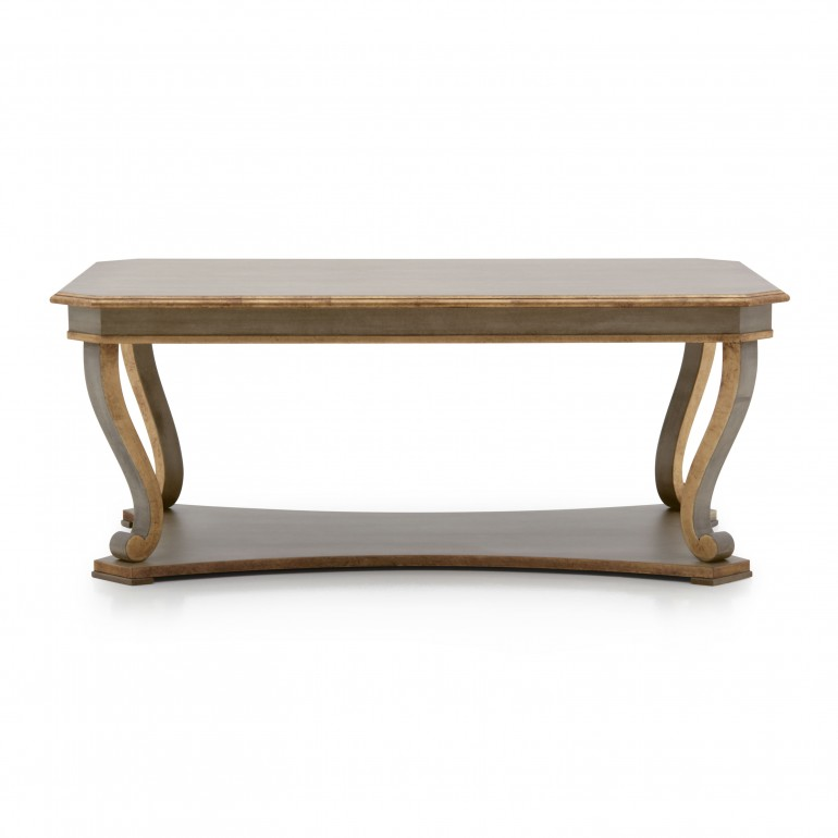 3209 classic style wood table fedra2