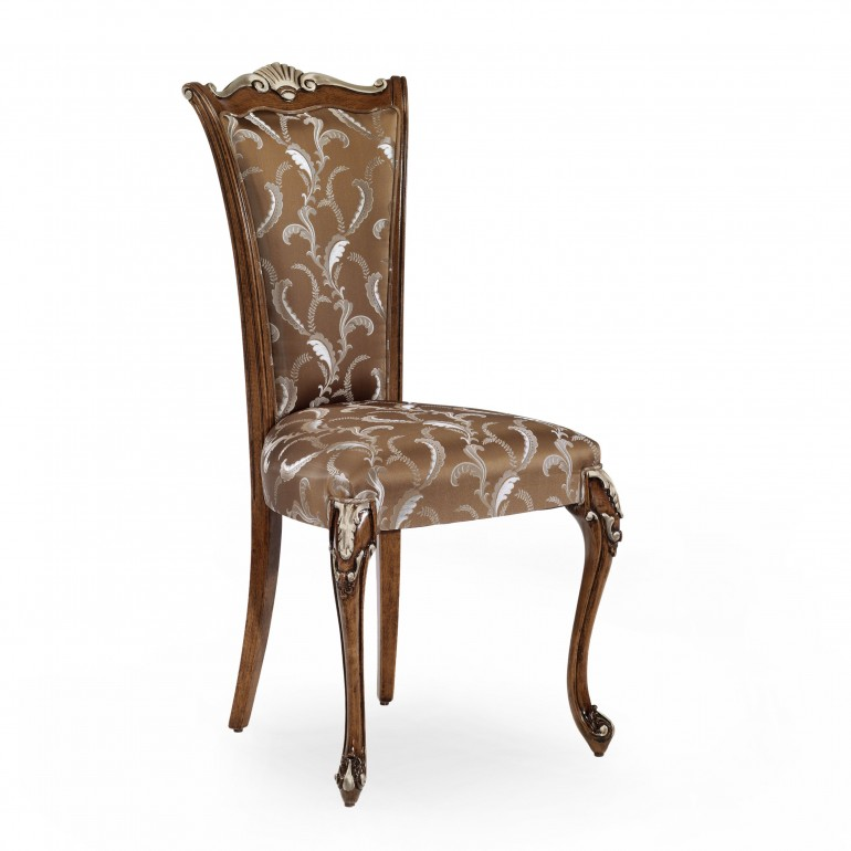 3263 classic style wood chair chiara