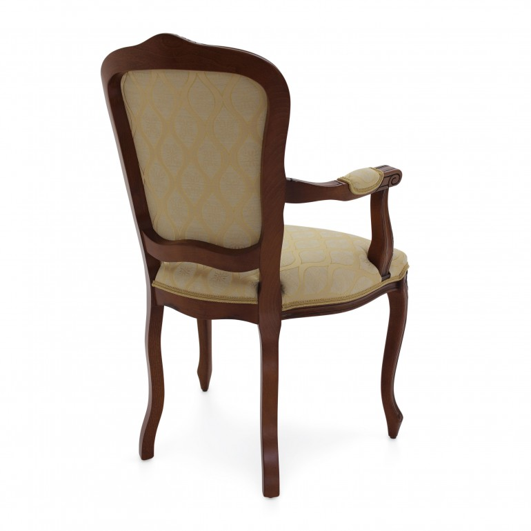 3322 classic style wood armchair fiorino4