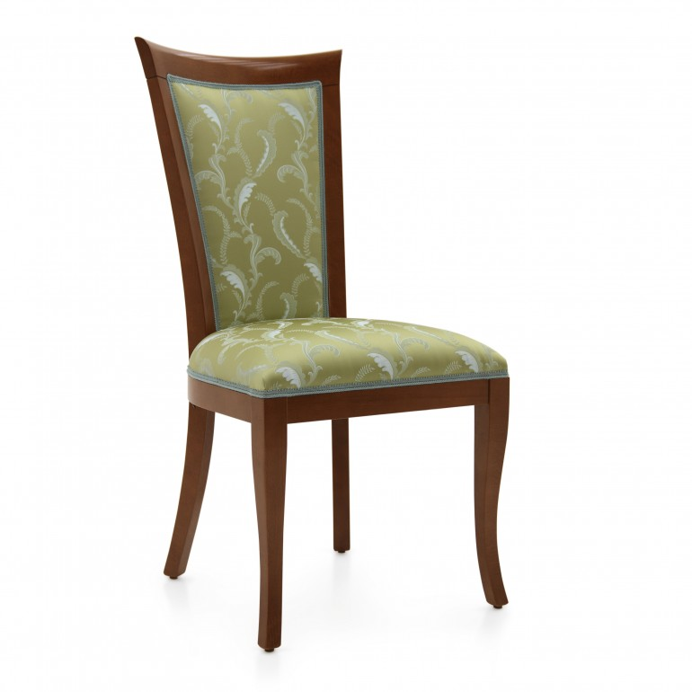 3324 modern style wood chair milano