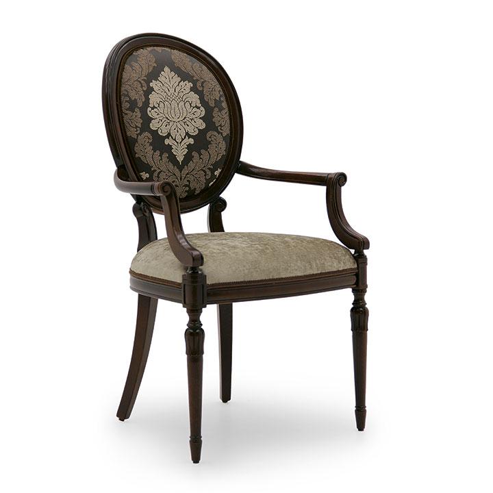 333 classic style wood armchair olga1