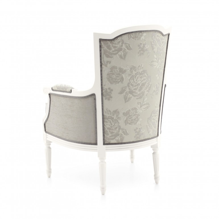 3384 classic style wood armchair victoria3