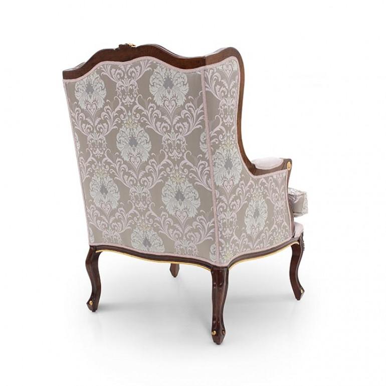 3385 classic style wood armchair enea5