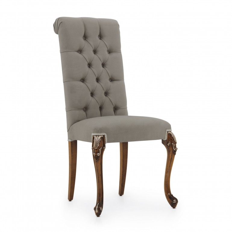 3387 modern style wood chair serena