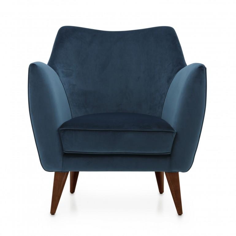 3410 modern style wood armchair split9