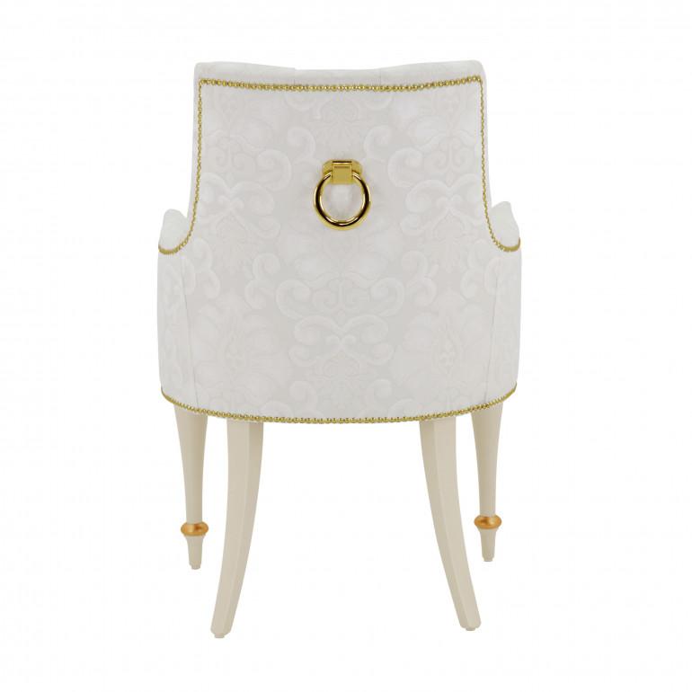 3446 classic style wood armchair ramses7