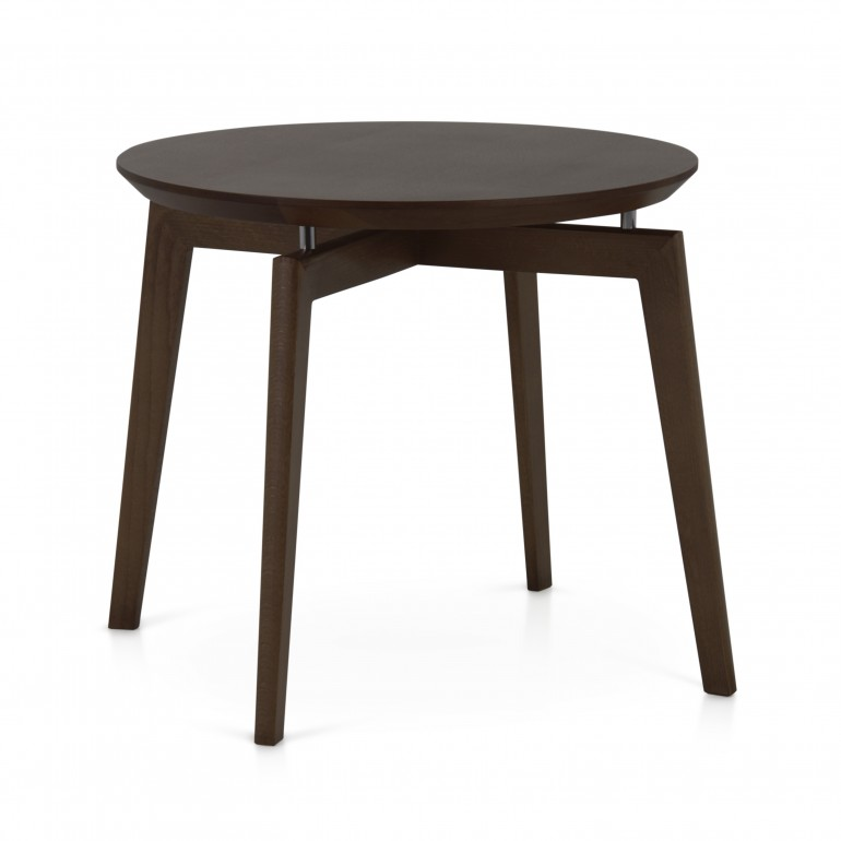 3499 modern style wood table theo