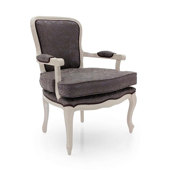 35 classic style wood armchair astrid b