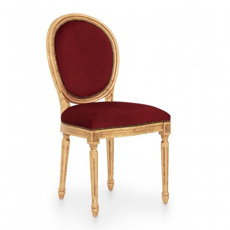 3649 classic style wood chair luigi6