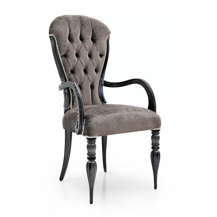 365 modern style wood armchair adele3