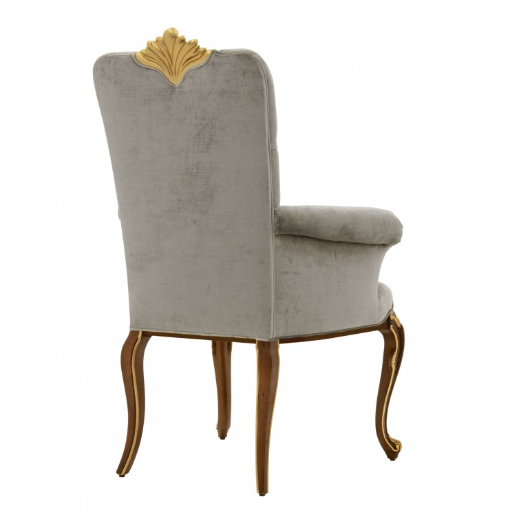 3665 classic style wood armchair bronte4
