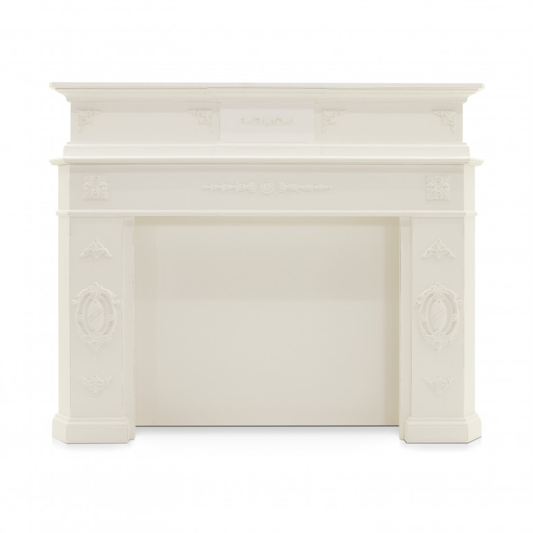 3692 classic style wood fireplace calidus
