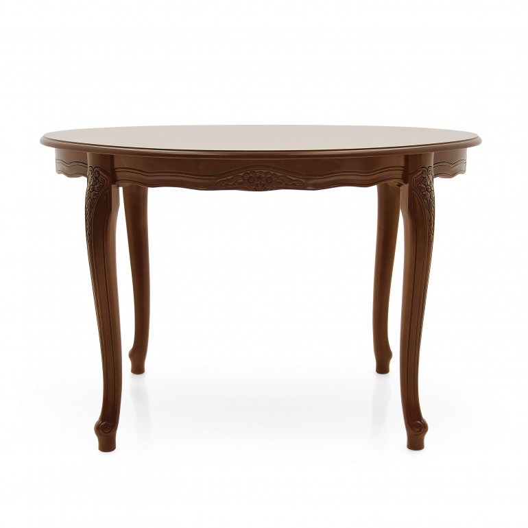3798 classic style wood table fiorino