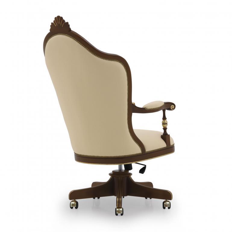 38 baroque style wood armchair vera6