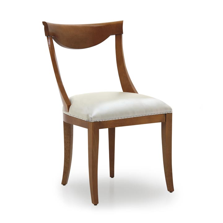 38 modern style wood chair pascal