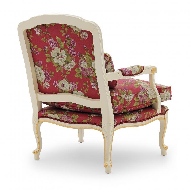 3838 classic style wood armchair vesta5
