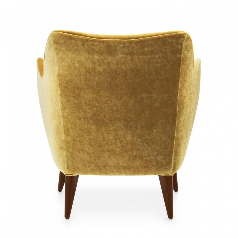 3847 modern style wood armchair split5