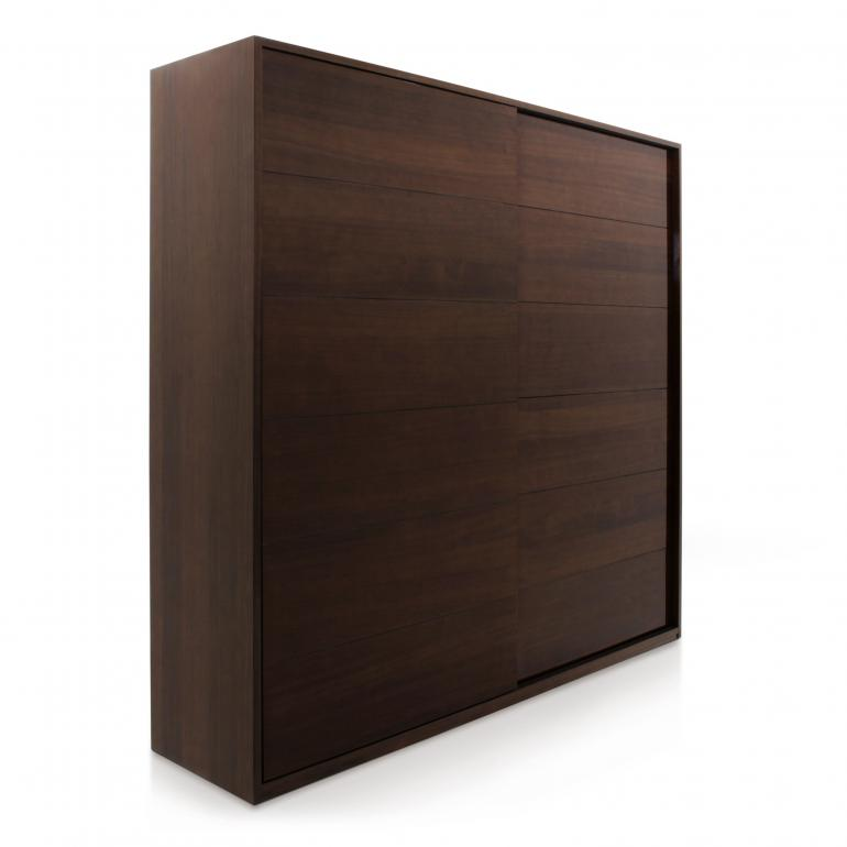 3881 modern style wood wardrobe titus
