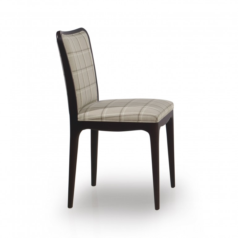 3912 modern style wood chair curve5