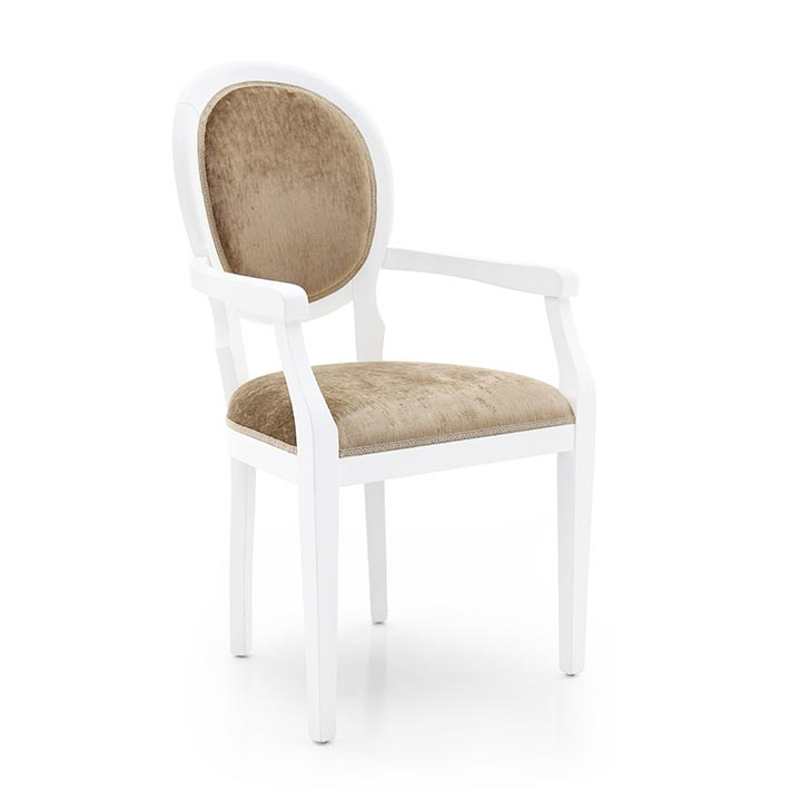 398 modern style wood armchair julia2