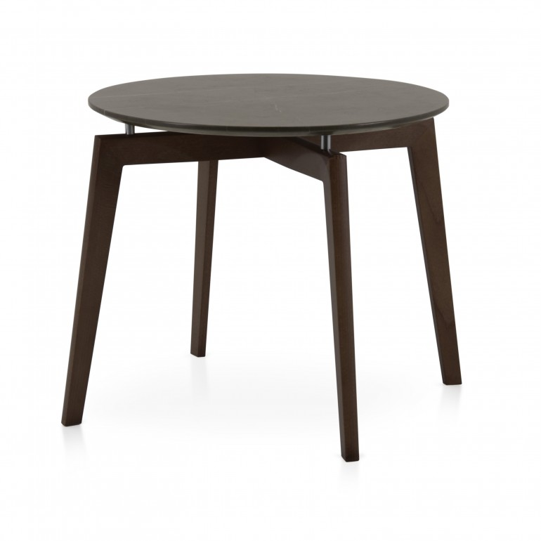 3985 modern style wood table theo l
