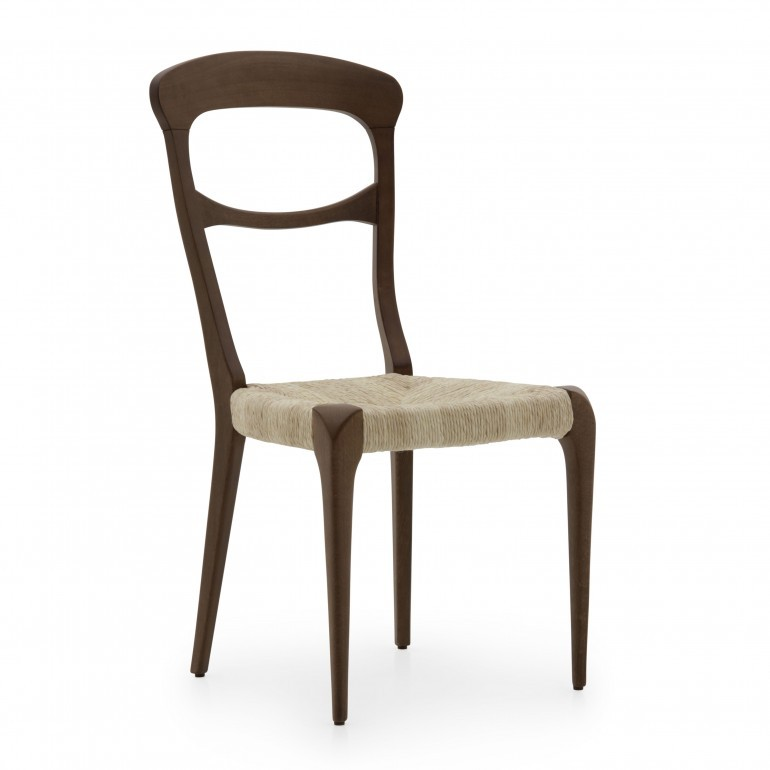 Lady Lì chair: beauty is a simple thing.