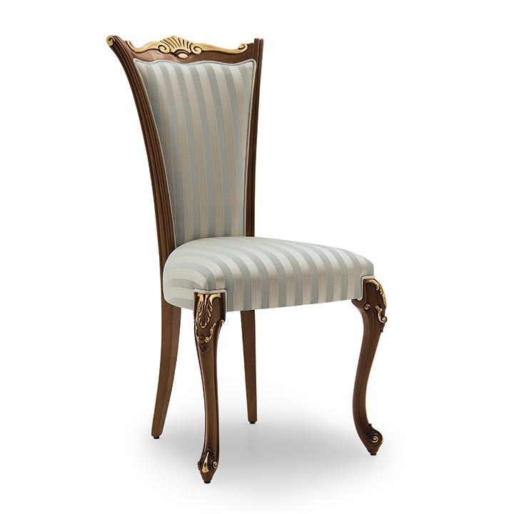 409 classic style wood chair chiara1