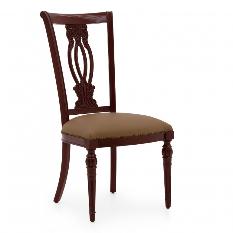 4093 classic style wood chair auge
