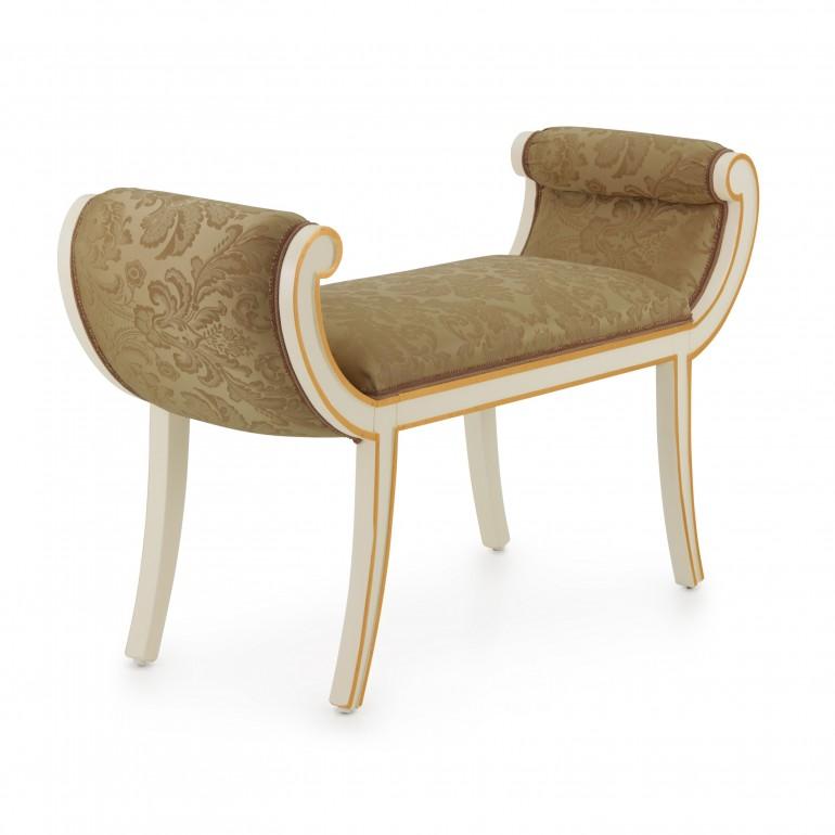 4129 classic style wood bench barchetta4
