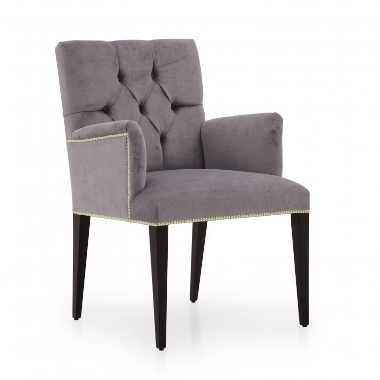 4175 modern style wood armchair arianna6