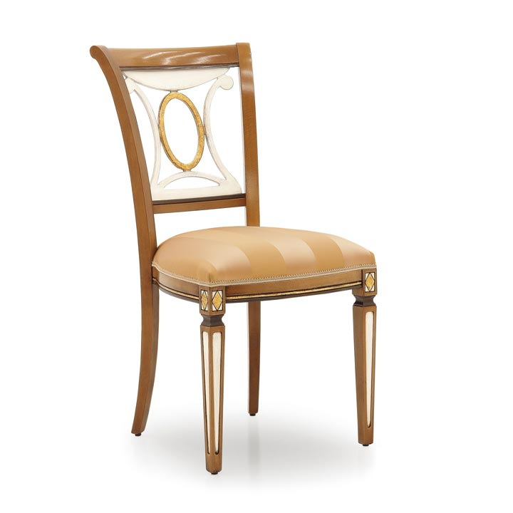 422 classic style wood chair archetto2