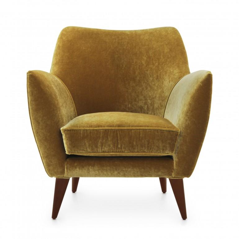 4259 modern style wood armchair split3