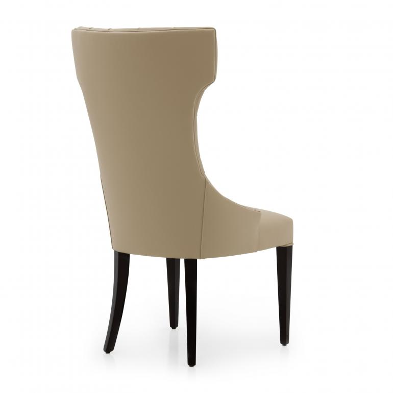 4262 modern style wood chair queen4