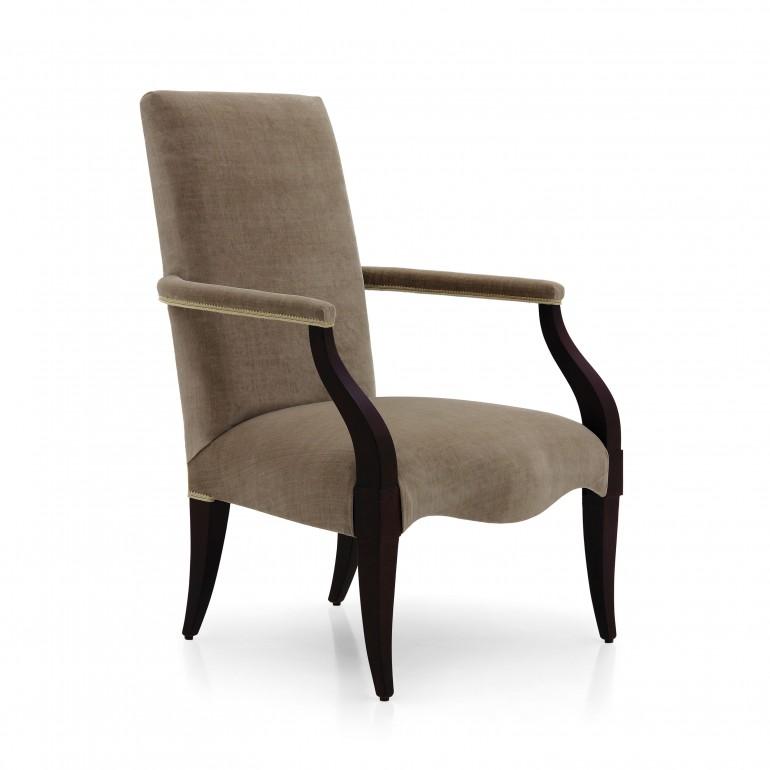4340 modern style wood armchair luna3