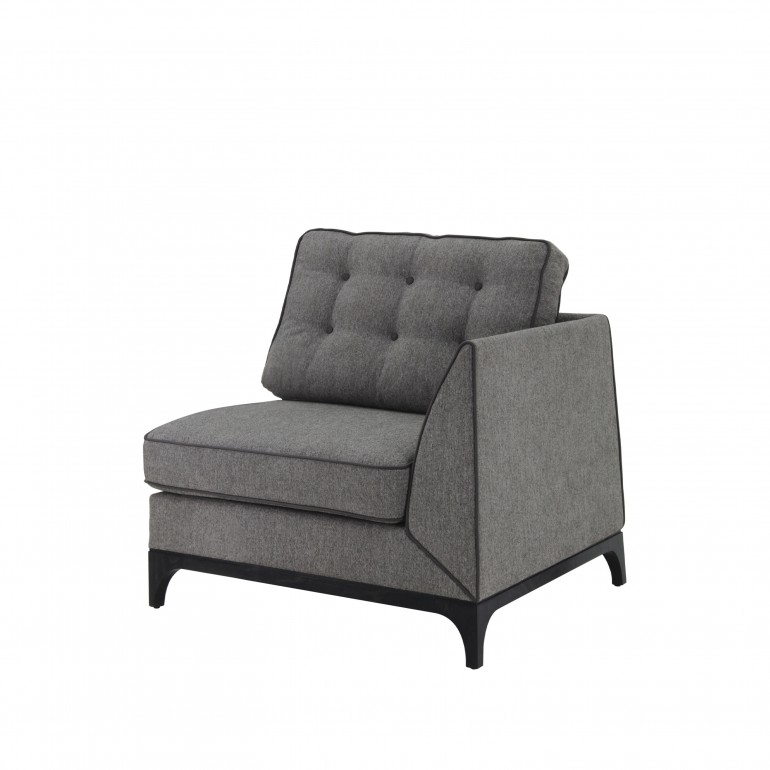 4346 modern style wood armchair mystirio b