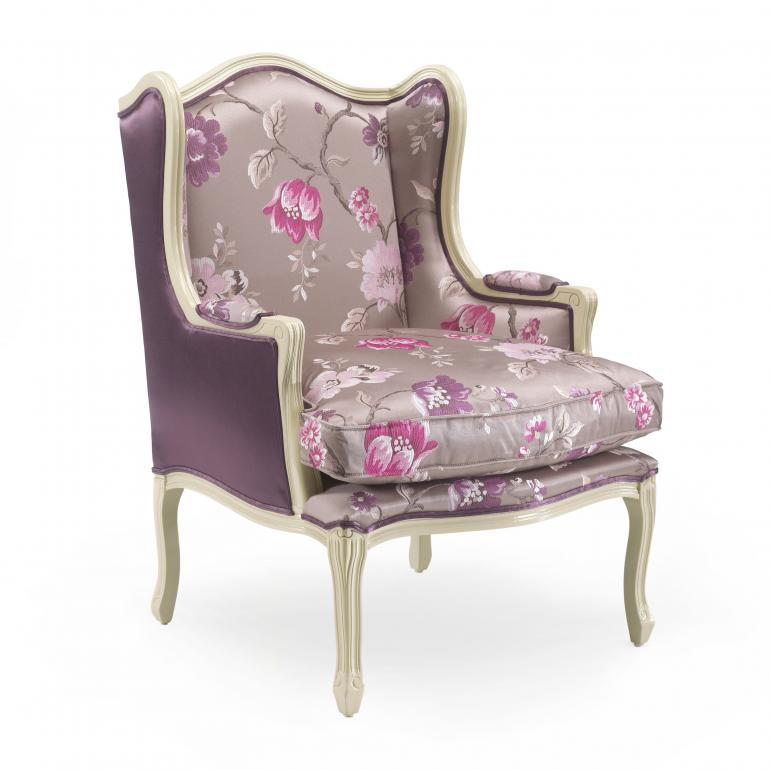 4385 classic style wood armchair elena6