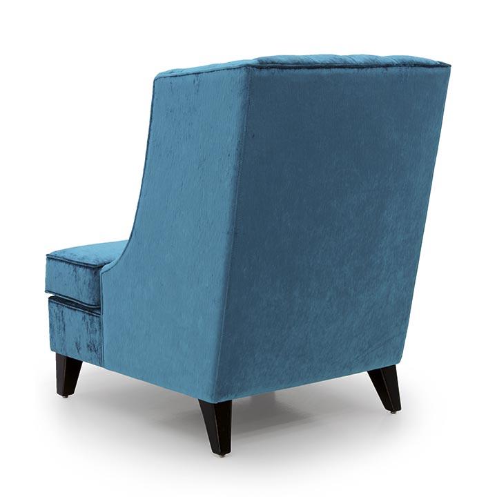 442 modern style wood armchair fortuna7