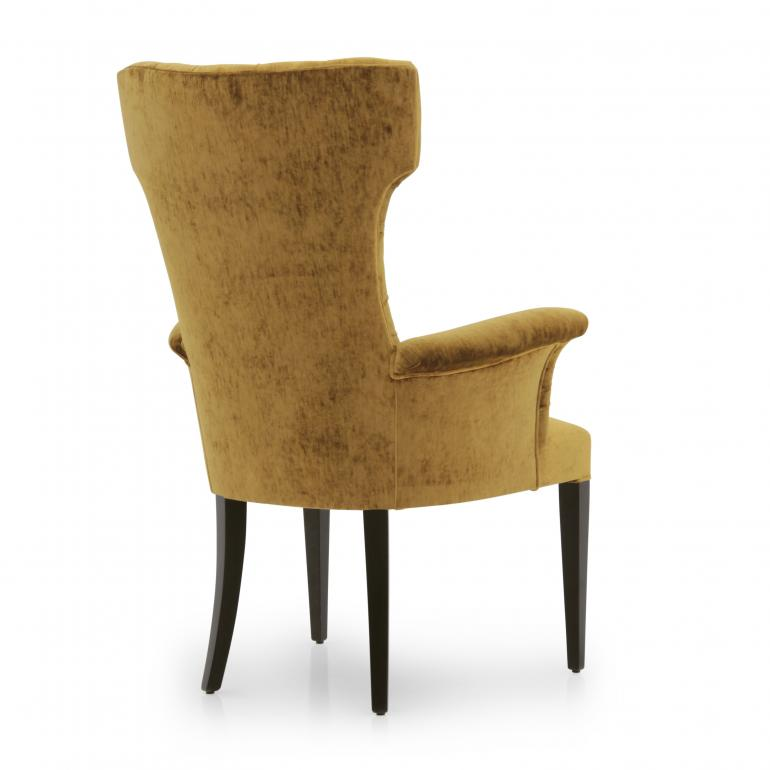 4476 modern style wood armchair queen4