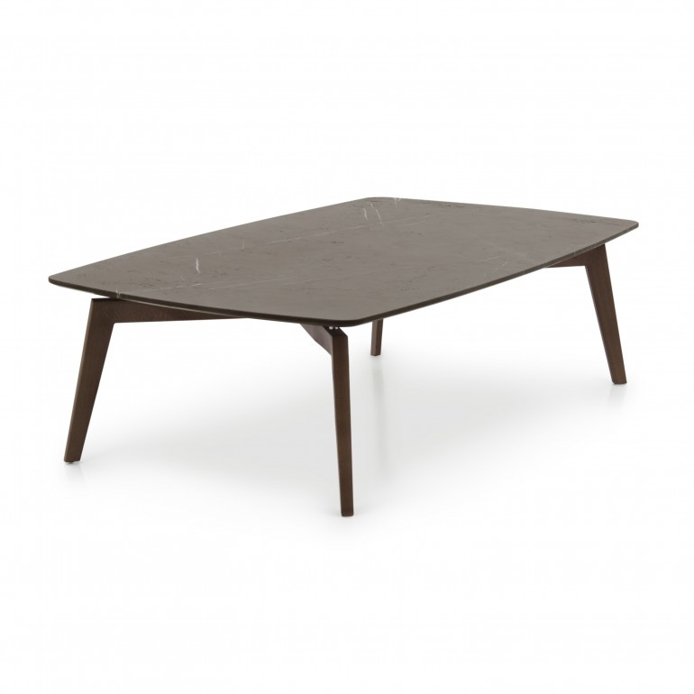 4537 modern style wood table theo i