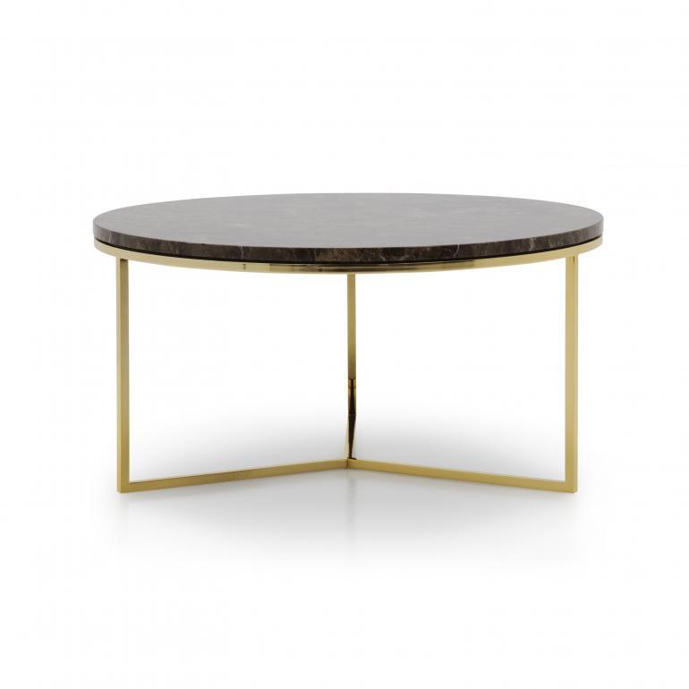 4592 modern style metal table trio b2