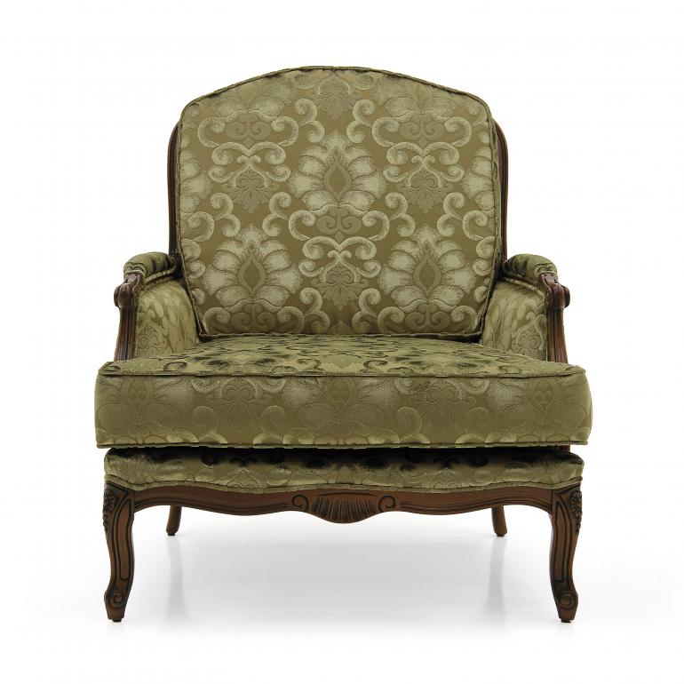46 classic style wood armchair acca4