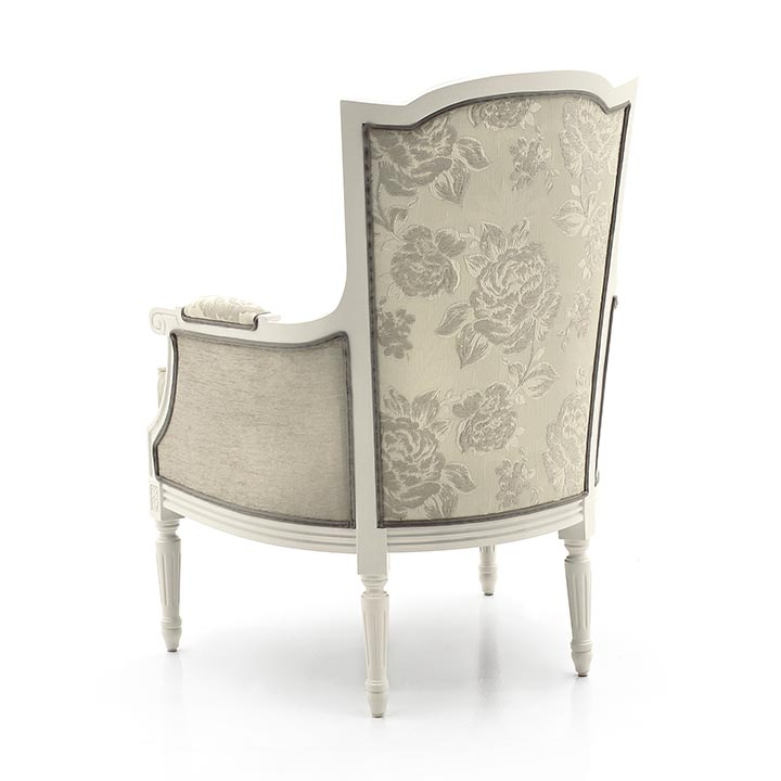 46 classic style wood armchair victoria3