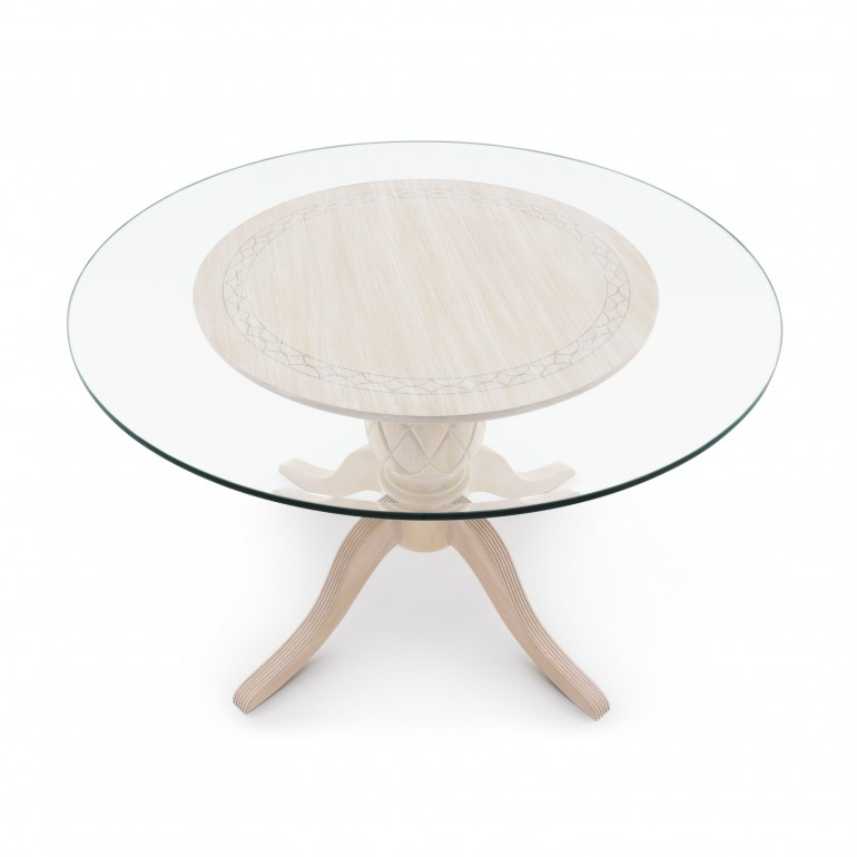 4665 modern style wood table ananas3